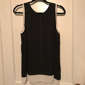 VINCE. Brand new with tags 100% silk tank top